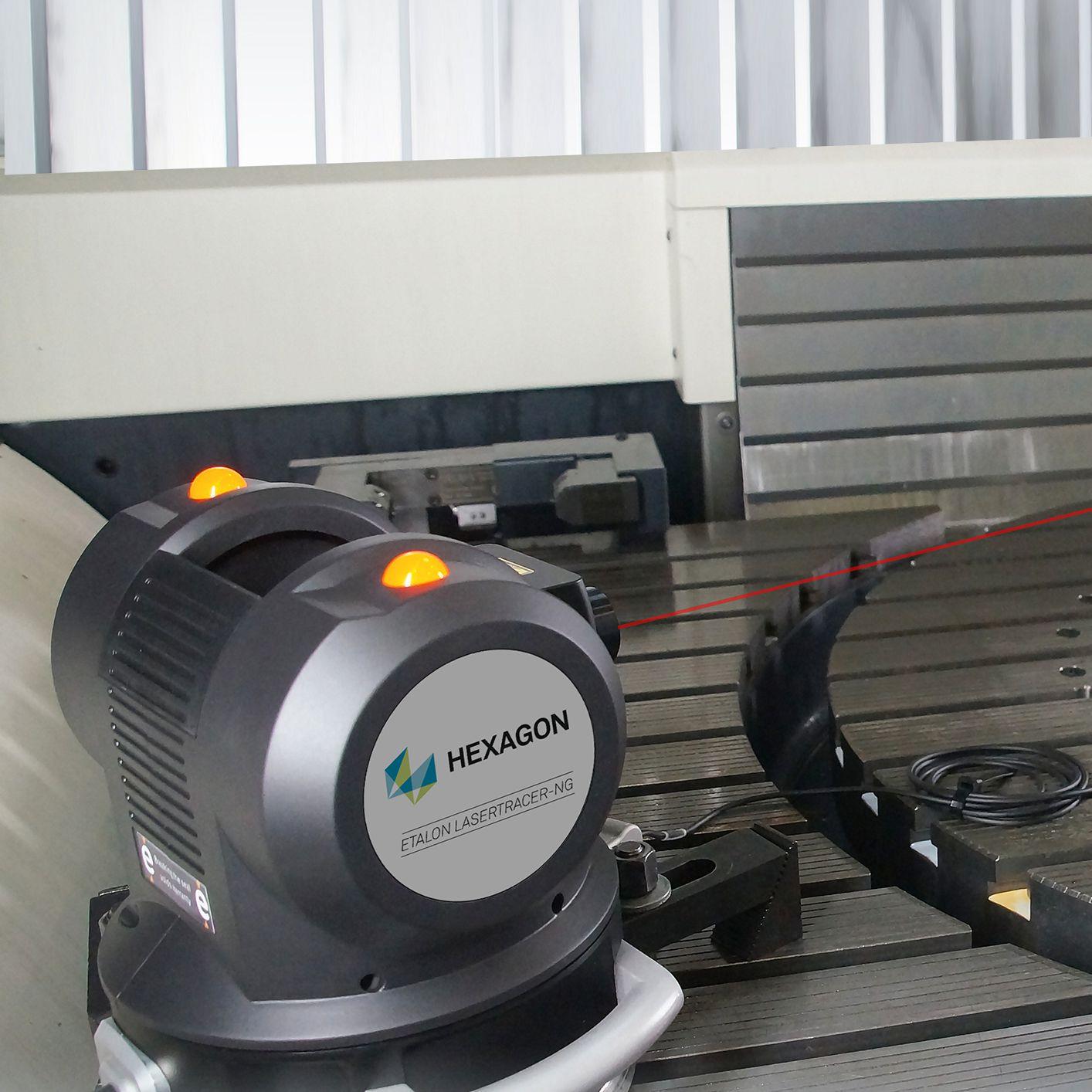 Система Etalon Lasertracer