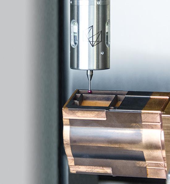 Датчик измерения детали IRP40.50 сверхкомпактный, для малых станков и деталей