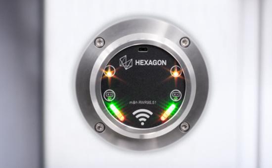 RWR95.51 радиоволновой приемник Hexagon