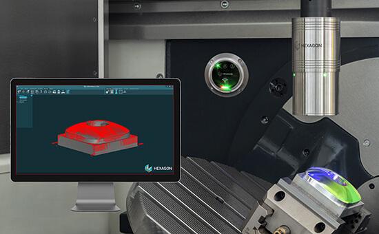 Лазерный сканер LS-R-4-8 с программой NC Measure и приемником RC-R-100