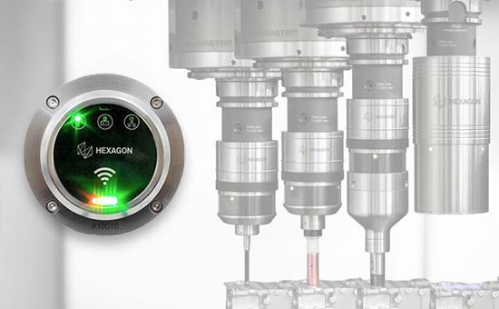 Инфракрасный приемник RC-R-100 управляет несколькими измерительными системами