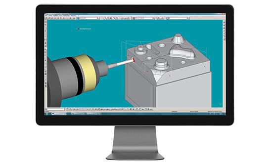 Интерфейс программы Hexagon 3DForm Inspect