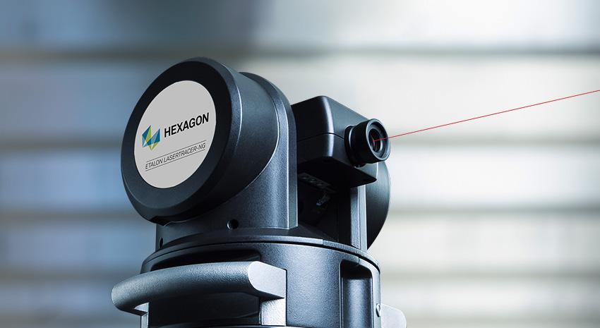 Система компенсации геометрических погрешностей ETALON LaserTRACER-NG