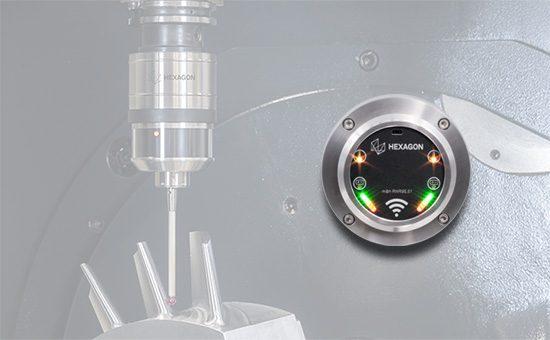 RWP20.50-G-HPP работает с технологией высокоскоростной передачи данных в диапазоне 2,4 ГГц.