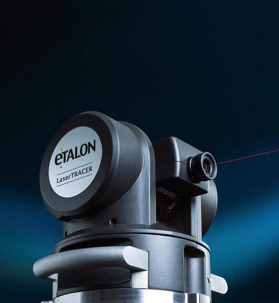 Etalon LaserTracer-NG следящий лазерный интерферометр